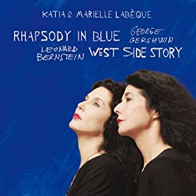 Gershwin - Bernstein: Rhapsody in blue - West Side Story