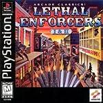 Lethal Enforcers 1 & 2 - PlayStation