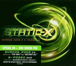Shadow Zone (inclus 1 CD et 1 DVD)