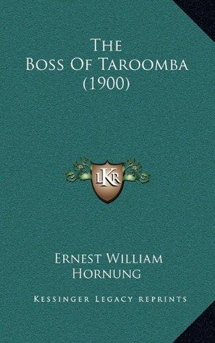 The Boss of Taroomba (1900)