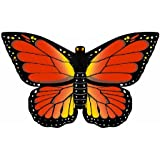 WindnSun Monarch Butterfly Nylon Kite-32 Inches Wide