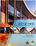 2012 IBC Structural/Seismic Design Manual Volume 1: Code Application Examples