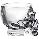 1pc New Crystal Skull Head Vodka Whiskey Shot Glass Cup Drinking Ware Home Bar
