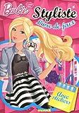 echange, troc Collectif - Livre de jeux (visuel rose) Barbie I can be