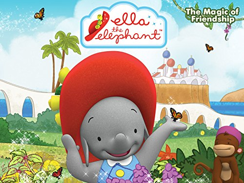 Ella the Elephant: The Complete First Part