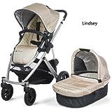 UPPAbaby Vista Stroller, Lindsey (Discontinued by Manufacturer)