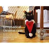 My Sad Cat Christmas Cards