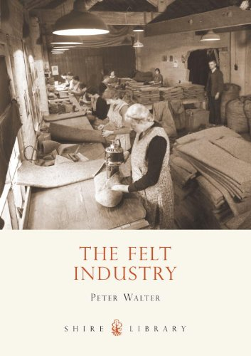 The Felt Industry (Shire Library)