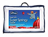 Silentnight Super Springy Mattress Topper - Double