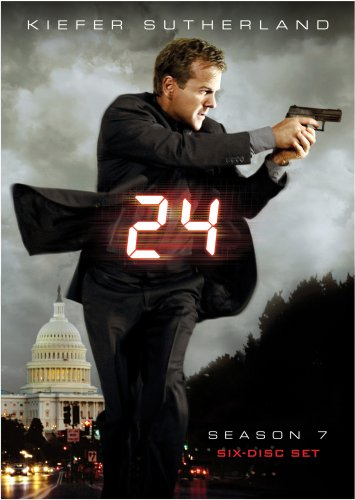 24: Season 7 (6pc) (Ws Ac3 Dol) [DVD] [Import]