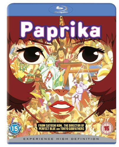 Paprika [Blu-ray] [Import]