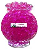 1 Pound Bag of Water Beads - Pink