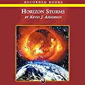 Horizon Storms: The Saga of Seven Suns, Book 3 Audiobook by Kevin J. Anderson Narrated by George Guidall