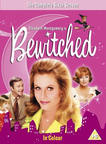 Bewitched - Season 6 [4 DVDs] [UK Import]