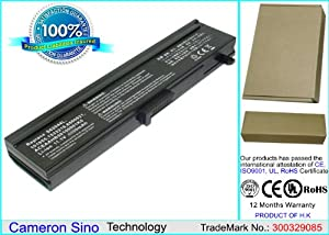 Batterie Laptop Gateway M320, M325, 4541BZ, 4536GZ, 4530GH, 4030GZ, 4028GZ, 4024G, Li-ion, 4400 mAh
