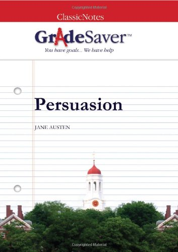 Essays on jane austens persuasion