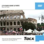 Tacx Real Life City Trip Rome and Par...