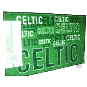 Celtic Football Club FC Bedroom Floor Rug/Mat from Celtic Football Club