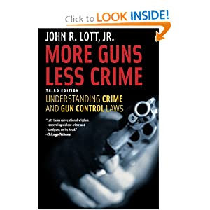 more guns less crime More guns, more crime 1087 in gun ownership will serve to increase the number of homicides al-ternatively, if criminals are deterred from committing crimes when po-.