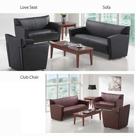 NDI Office Furniture 9682 Tribeca Reception Love Seat