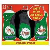 Fairy Liquid Original Professional From P&G (6 x Large 750ml)