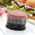 Outset Hamburger Press, 41/4-Inch, Ad...