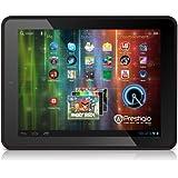 Prestigio MultiPad 8.0 Pro Duo 20,3 cm (8 Zoll) Tablet-PC (ARM Cortex A9, Dual-Core, 1,5GHz, 1GB RAM, 8GB HDD, Android 4.0) schwarz