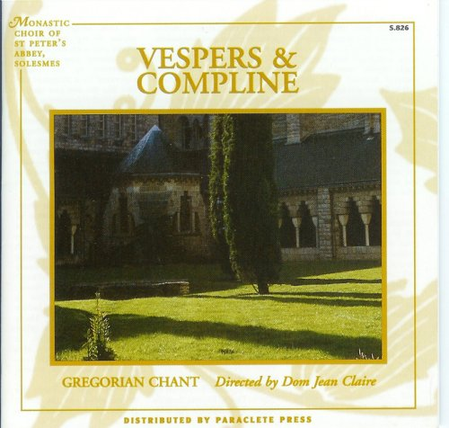 Vespers and Compline: The Complete Office of Sunday Vespers and Compline (Latin Edition) PDF