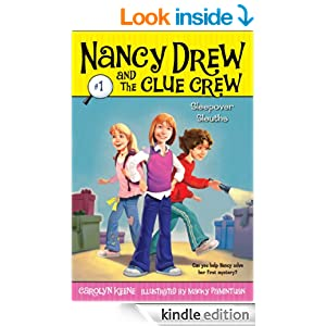 nancy drew and the clue crew pdf