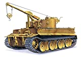 "DR6850 1/35 WW.II  ""ベルゲパンツァー ティーガーI"" 戦車回収車 第508重戦車大隊 w/ツィメリットコーティング"
