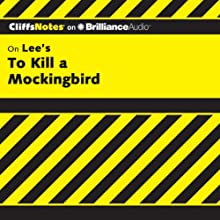 To Kill a Mockingbird: CliffsNotes (       UNABRIDGED) by Tamara Castleman Narrated by Kate Rudd