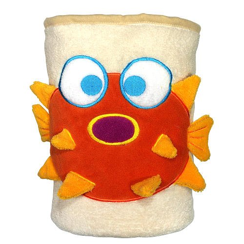 Sozo Snuggle Blanket, Blowfish