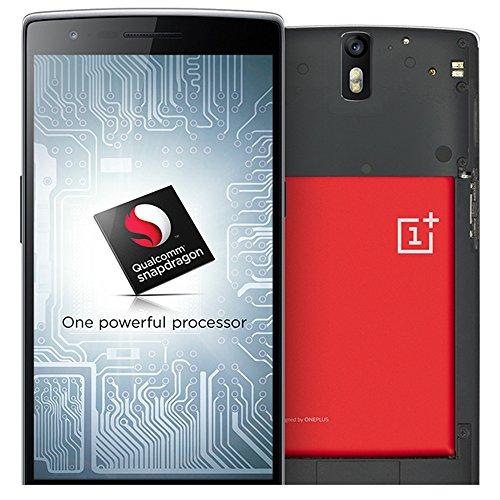 Oneplus One Smartphone 4G Lte 3Gb 16Gb Snapdragon 801 2.5Ghz 5.5 Inch Gorilla Glass Fhd