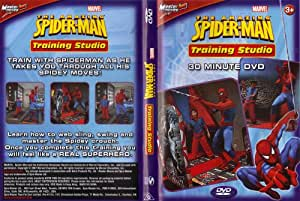 The Amazing Spiderman Training Studio
