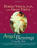 Angel Blessings Candle Kit (1401910734) by Virtue, Doreen