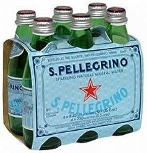 San Pellegrino Sparkling Water Mineral 4x6Pack