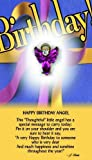 Thoughtful Little Angels 605 Happy Birthday Angel Pin