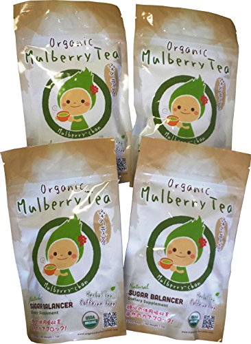 usda-organic-white-mulberry-leaf-tea-60-teabags-blood-sugar-controller-convenient-tea-bags-leaves-ca
