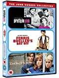 The John Hughes Collection (Pretty In Pink/Some Kind of Wonderful/Ferris Bueller's Day Off) [Import anglais]