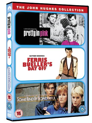 John Hughes Collection (Pretty In Pink / Some Kind of Wonderful / Ferris Bueller's Day Off) [DVD]