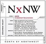 Nxnw - North By Northwest Cabernet Sauvignon Walla Walla 2009 750ML