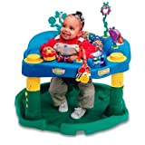 Evenflo ExerSaucer Delux - Wild Thing (Discontinued by Manufacturer) ~ Evenflo