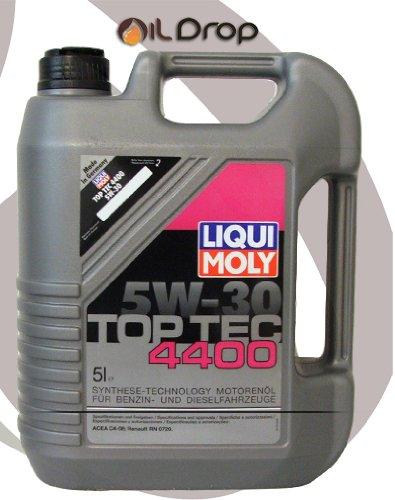 Liqui Moly 5W-30 TOP TEC 4400 - 5 Liter 5W30