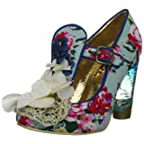 Irregular Choice Can't Touch This T Straps Heels
