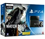 PS4 500GB + WATCH DOGS