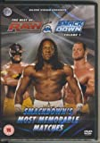 Smackdown's Most Memorable Mat [DVD]
