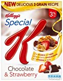 Kellogg's Special K Strawberry and Chocolate Cereal 320 g (Pack of 3)