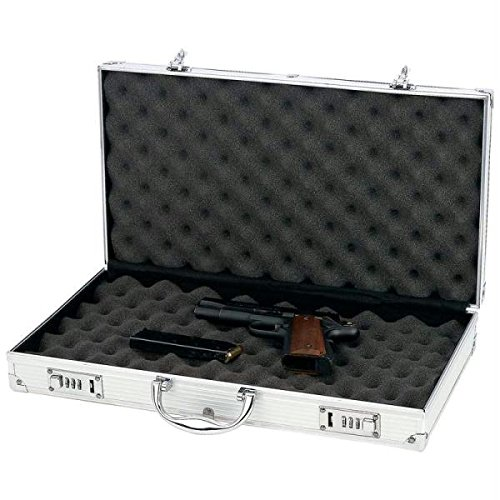 Classic Safari Aluminum Framed Gun Case (Safari Gun Safe compare prices)