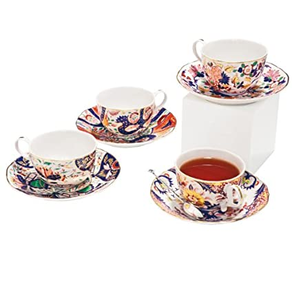 Imari Cup and Saucer Collection