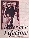Letter of a Lifetime Franz Munchow